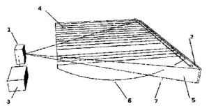 Patentzeichnung Fadenkontrolle