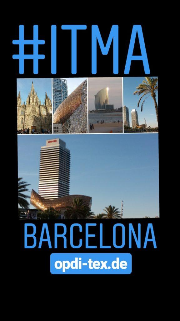 ITMA Barcelona 20.-26. June 2019